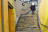 _MG_6870 (jimj0will) Tags: stairs steps lines yellow london perspective