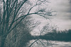 Edge & Beyond (Off The Beaten Path Photography) Tags: river water trees canon markiii 5dmarkiii nature indiana sky