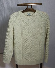 Aran fisherman wool sweater (Mytwist) Tags: vintage blarney wool aran fisherman cable knit pullover sweater retroclozyt retro clozyt aranjumper aransweater authentic bulky cabled craft crewneck cozy cables designed donegal dublin exclusive fashion fuzzy fair grobstrick handgestrickt handcraft heritage husband irish jersey jumpers knitted knitting laine love modern mytwist norway outfit passion pulli pure classic timeless warm raglan