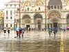 San Marco (Bonsailara1) Tags: bonsailara1 venezia venecia venice piazzasanmarco italy italia lluvia rain impresionismo impressionism