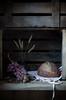 pan con uvas (Irene Echeveste) Tags: food stilllife bread grapes naturallight homemade
