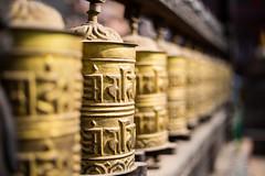Golden Temple (rfabregatmoliner) Tags: nepal nepalese asia travel travelphotography nikon nikon750 temple buddha buddhism buda budismo 50mm 18