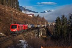 ÖBB 1116 281 - 136 Bad Gastein (Alberto Mazzucco) Tags: obb öbb oebb 1116 taurus tauern tauernbahn badgastein bad gastein 1144