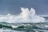 Submergée (Gaw') Tags: fionn tempete vague sea mer ocean bretagne finistere