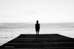 Tranquility (darioD2) Tags: tranquility siluet silhouette skyscape skyline sky see seescape seascape nikon nikkor nikkor50f18 water zadar outdoor d3100 hrvatska croazia croatia