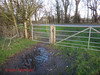 DSC05849 Tanners 40 - 2018 01 17 - Gate to Road (John PP) Tags: ldwa tanners tannersmarathon winter 40 miles long distance walkers association january 2018 solo hike johnpp