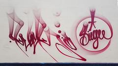 Knock & Siege... (colourourcity) Tags: streetart streetartaustralia streetartnow graffiti graffitimelbourne melbourne burnicty awesome nofilters original knock siege siegeone id bb tags tagging handstyles acm