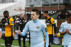 Cray Wanderers 1 Lewes 2 20 01 2018-16.jpg (jamesboyes) Tags: lewes cray bromley football bostik isthmian fa soccer action goal game celebrate celebration sport athlete footballer canon dslr