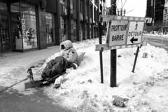 Thanks for helping (Papaye_verte) Tags: itinérant itinéraire streetphotography begging homeless quête mendiant montréal québec canada