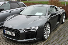 R8 (Schwanzus_Longus) Tags: oldenburg german germany spotted spotting carspotting modern car vehicle coupe coupé sport sports super supercar audi r8 quattro