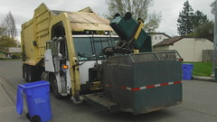 WWM Refuse Trucks Year 2 (WesternWasteManagement) Tags: westernwastemanagement garbage refuse truck curotto can waste management superlight wayne peterbilt curbtender wittke wittkeleach volovo mack cp python mcneilus heil freedom autoreach amrep