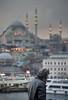 (sbrrmk) Tags: istanbul turkey turquie türkei türkiye galata goldenhorn urbanlife solitude fishing