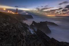 Penedo da saudade (P_Rocha) Tags: farol lighthouse landscape seascape portugal são pedro de moel