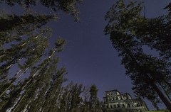 Sanatorio abandonado -  Cesuras (Alphonso Mancuso) Tags: sanatorio ruinas cesuras coruña galicia españa nocturna samyang14mmf28
