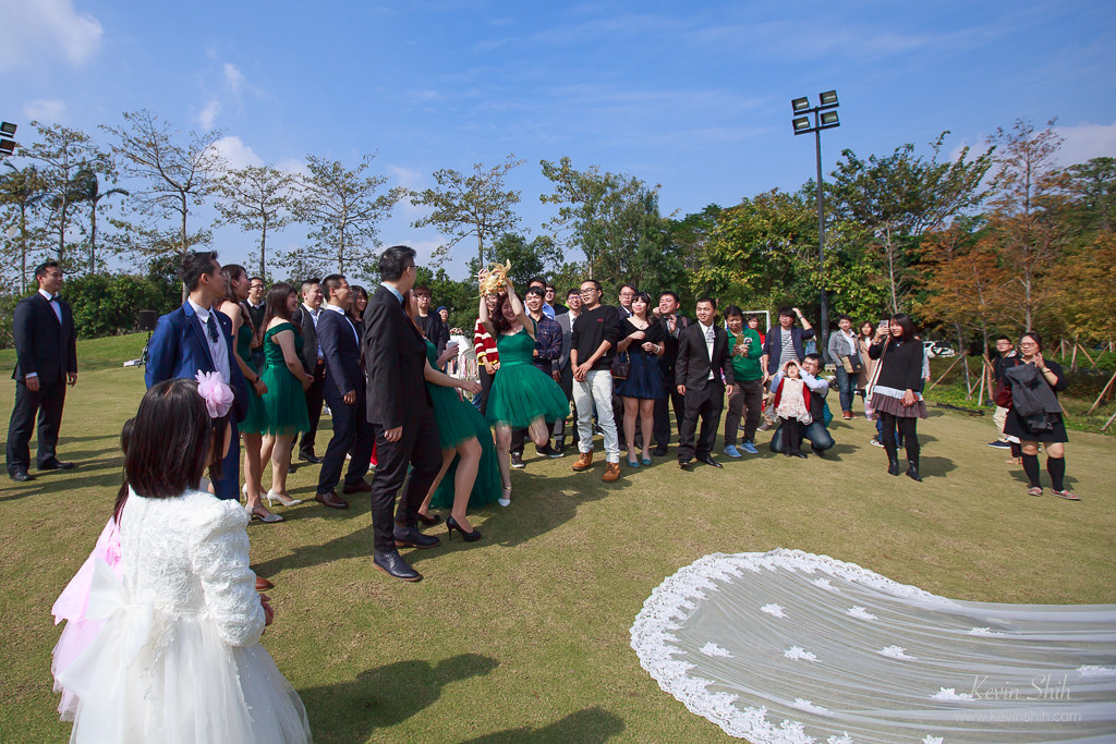 一五好事婚禮紀錄-戶外證婚-IF House