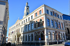 Riga, Latvia. (RViana) Tags: latvia latvijas balticregion northerneurope rigga architecture style design arquitectura estilo diseño larchitecture lestyle laconception architektur stil arquitetura