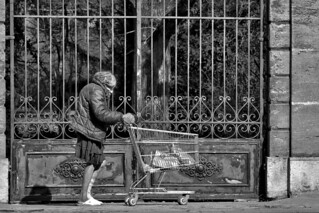 De la misère ordinaire... An ordinary misery... #darktable #NikonD90