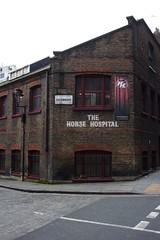 London (Bob Bain1) Tags: london horsehospital colanade travel bloomsbury russelsquare