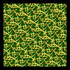 Gold Diagonal Patterning (merripat) Tags: pattern patterning gold gimp brush square diagonalpattern diagonalpatterning circle circles metallic gradient