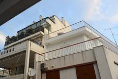 Across the Way (RobW_) Tags: looking up neighbouring apartment blue sky koukaki athens greece tuesday 02jan2018 january 2018