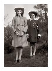 Fashion 0435-08 (Steve Given) Tags: socialhistory familyhistory fashion girls teens teenagers