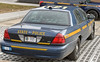 Picture Of New York State Trooper Car (1T21) - 2009 Ford Crown Victoria. This Car 1T21 Is From Troop T Formerly Of Tarrytown, New York Now Located In West Nyack, NY. Troop T Will Move Back To New Barracks In Tarrytown, New York Once The New Tappan Zee (ses7) Tags: new york state trooper