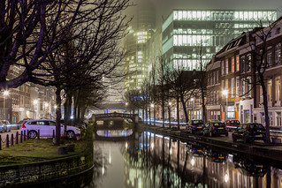 Urban vibes in The Hague / Zwarteweg 2018