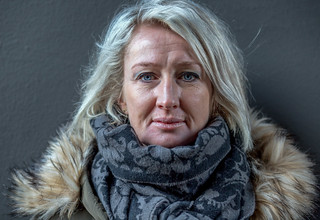 A stranger / Binnenhof 2018