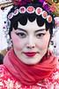 Trustfulness (Jean Ka) Tags: nouvelanchinois chinesichesneujahr chinesenewyear frau woman femme gesicht face visage augen yeux eyes portrait maquillage schminke makeup paris france frankreich