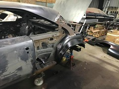 23472209_10210683595343049_6138141254883521577_n (ryanlarue3) Tags: 1968 dodge charger rt srt8 restomod custom restoration mopar hemi