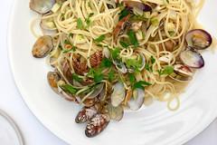 Spaghetti alle vongole (dusan.smolnikar) Tags: holidays italy tuscany italianfood culinary food trip
