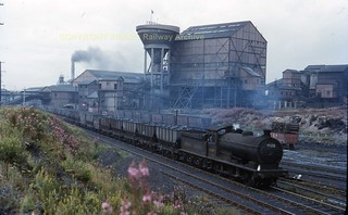 Ashington Colliery 65880 early 1950's s187