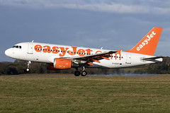 G-EZAT_AirbusA319_EasyJet_LTN (Tony Osborne - Rotorfocus) Tags: airbus a319 a319100 easyjet airline united kingdom london luton ltn 2017