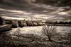 barrage de Villeneuve les Avignon (Rémi Avignon) Tags: rhone gard villeneuvelesavignon barrage