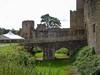 DSC04123a (Dunnock_D) Tags: uk unitedkingdom britain england shropshire green grass ludlow castle stone walls grey cloud cloudy sky arch