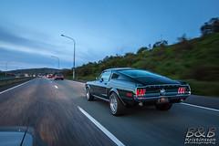 Ford Mustang Fastback ´68 (B&B Kristinsson) Tags: fornbílaklúbburíslands fornbílaklúbburinn classiccar reykjavik iceland