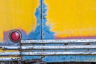 Decaying Bus 5598 A