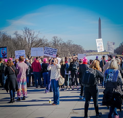 2018.01.20 #WomensMarchDC #WomensMarch2018 Washington, DC USA 2443