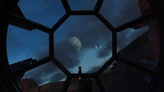 Through The Looking Glass (Nocha_Productions) Tags: art screenshot cinematography consoles gaming gamingscreenshot games game gallery gamingart gamingpicture galaxy pics pic picture pc photography photo planet moon moons star starwars space starwarsbattlefront spaceship wars starfighter eastarwars starship ea origin battlefront glass fps tps dice playstation playstation4 xboxone xbox georgelucas criterion nochaproductions nocha productions empire interecptortie galaxyfarfaraway