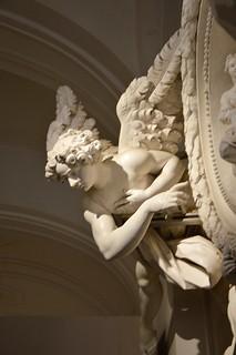 Un grande angelo di Giacomo Serpotta - Mostra