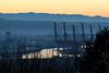 Duwamish (RPahre) Tags: seattle duwamish duwumps duwamishriver sunrise cascades cascademountains