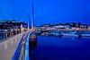 Harbour nights (Nige H (Thanks for 12m views)) Tags: landscape harbour marina torquay devon england nightshot boats bridge harbourbridge