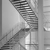 Open stairway in simple elegance (ARTUS8) Tags: nikon18105mmf3556 quadratisch squareformat museum blackwhite flickr linien innenarchitektur struktur nikond90 geometrisch schwarzweis view 1000 views1000