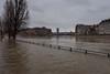 Wide and Wilde (MrBlackSun) Tags: landscape flood floods inondation paris france seine laseine riverseine nikon d810 cityscape