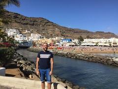 Gran Canaria, Spain, January 2018