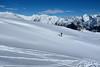 Sciatore sulla Punta di Larescia (Signalkuppe 4:3) Tags: bienio ticino lucomagno pianezza larescia