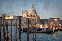 Basilica di Santa Maria della Salute, Venice (jjamv) Tags: julesvtravel jjamv venice venezia venecia venise veneza venedig veneto 威尼斯 베니스 ונציה italia italy grandcanal waterway canalgrande waterfront water outdoor architecture river city landscape skyline clouds texture textured pier island watercourse building gondola panorama panasonicdmctz70 palazzi palaces canalazzo riverbed vessels vaporetti barges launches palazzo boat travelphotography gondolas ponte boats unesco worldheritage unescoworldheritage unescoworldheritagesite gondole sangiorgiomaggiore piazzetta rivadeglischiavoni reflections sky sunrise citiesoftheworld murano burano isola basilicadisantamariadellasalute baroque carnivale carnival