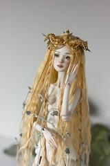 Monstera sisters - porcelain BJD (nymphaidolls) Tags: bjd bjddolls bjds abjd artdoll art artistdoll dollartist dollmaker dollcollector ooak ooakdoll