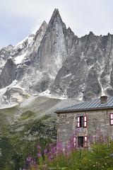 HOME - Les Drus (delphinevacelet) Tags: mountains montagnes landscape paysage hautesavoie france peak pic sommet roches rocks alpes alps lesdrus