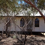 Walpeup. The old Methodist Church erected in 1937. It is now the Anglican Uniting Church within the Mallee Cooperative. thumbnail